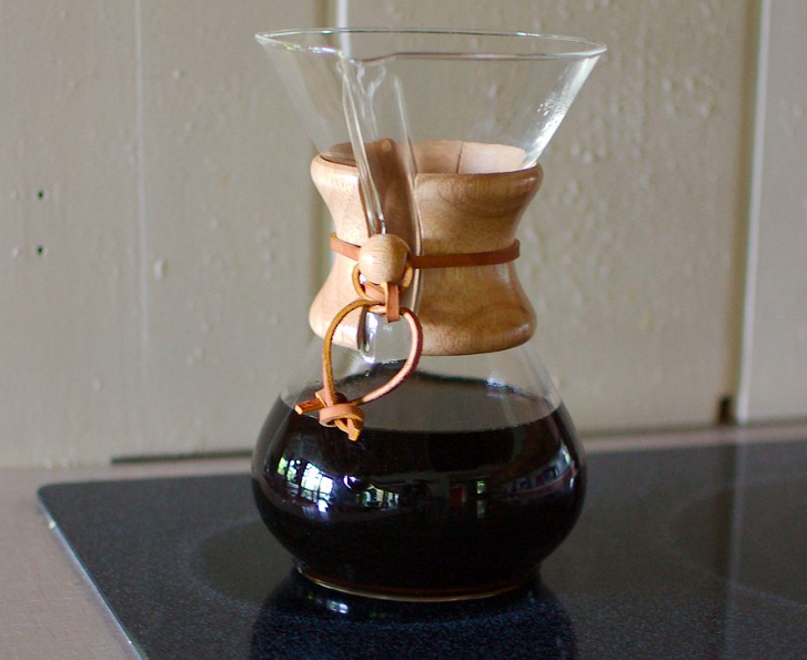 Conflicted on Chemex