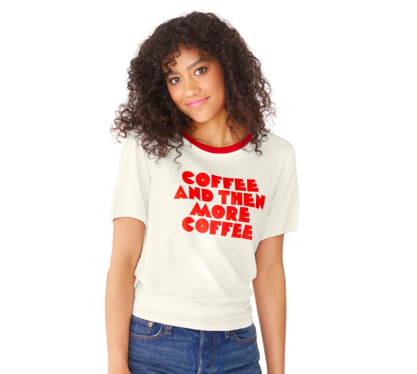 Coffee t-shirt of the week