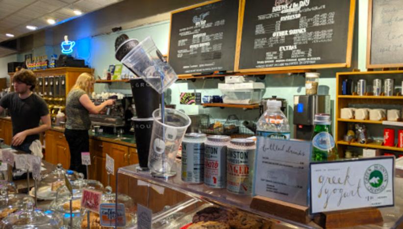 Burlington VT's coolest coffee stop: Uncommon Grounds